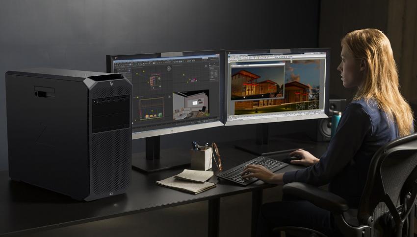 desktop computer for cad